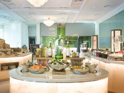 Waldorf Astoria Ras Al Khaimah - verpflegung