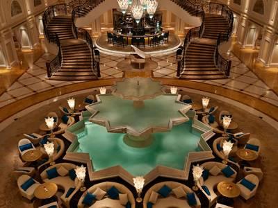 Waldorf Astoria Ras Al Khaimah - ausstattung