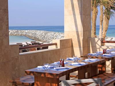 Ajman Saray, a Luxury Collection Resort - verpflegung