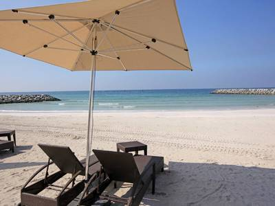 Ajman Saray, a Luxury Collection Resort - lage