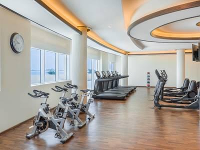 Waldorf Astoria Dubai Palm Jumeirah - sport