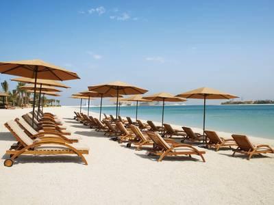 Sofitel Dubai The Palm - lage