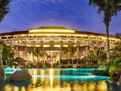 Sofitel Dubai The Palm - ausstattung