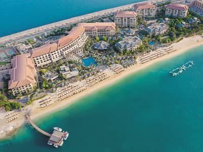 Sofitel Dubai The Palm Resort & Spa - lage