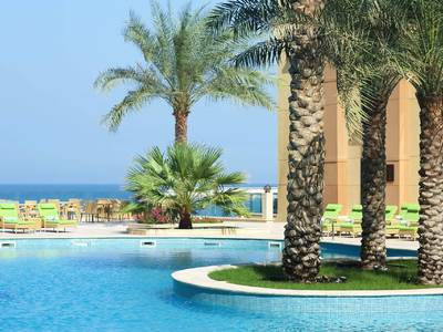 Marjan Island Resort & Spa managed by Accor Hotels - lage