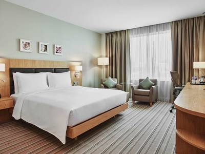 Hilton Garden Inn Dubai Mall of the Emirates - zimmer