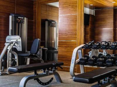 Hilton Dubai The Walk - sport
