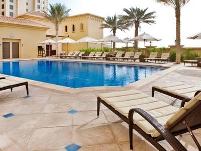 Hilton Dubai The Walk - ausstattung