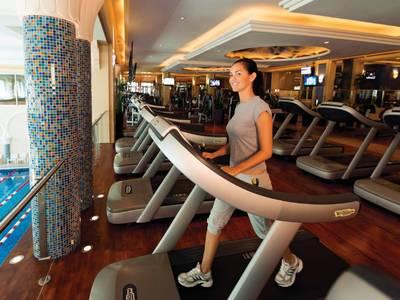 Jumeirah Al Naseem, Madinat Jumeirah - sport