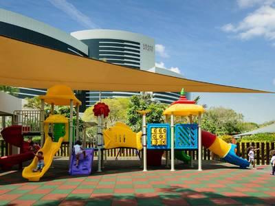 Grand Hyatt Dubai - kinder
