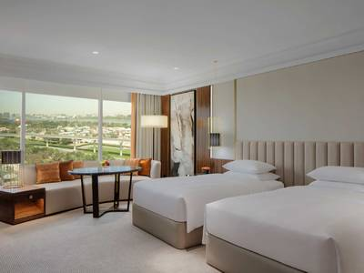 Grand Hyatt Dubai - zimmer