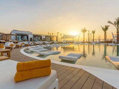 Nikki Beach Resort & Spa Dubai - ausstattung