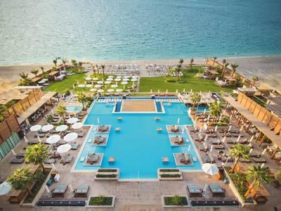 Rixos Premium Dubai - lage