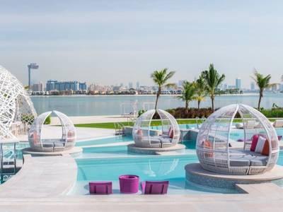 W Dubai The Palm - ausstattung
