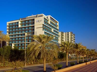 Aloft Palm Jumeirah - lage