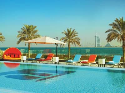 Aloft Palm Jumeirah - ausstattung