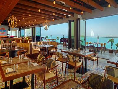 Aloft Palm Jumeirah - verpflegung
