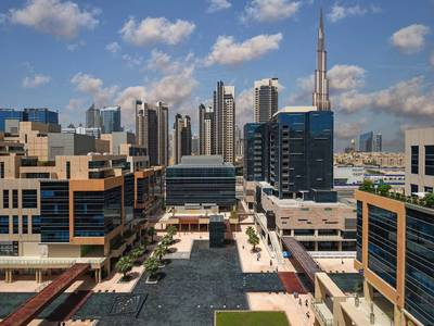 DoubleTree by Hilton Dubai Business Bay - lage