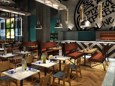 DoubleTree by Hilton Dubai Business Bay - verpflegung