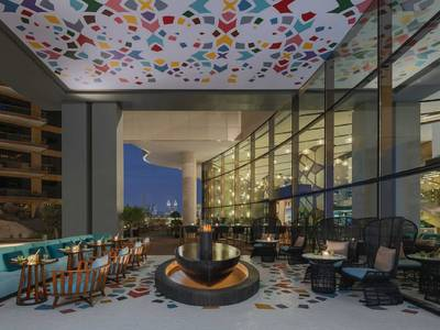 Andaz Dubai The Palm, A Concept by Hyatt - ausstattung