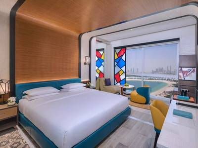 Andaz Dubai The Palm, A Concept by Hyatt - zimmer