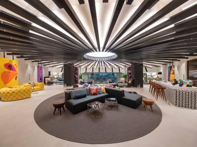 Andaz Dubai The Palm, A Concept by Hyatt - ausstattung