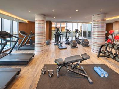 Andaz Dubai The Palm, A Concept by Hyatt - sport