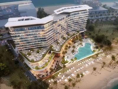 Hampton by Hilton Marjan Island - lage