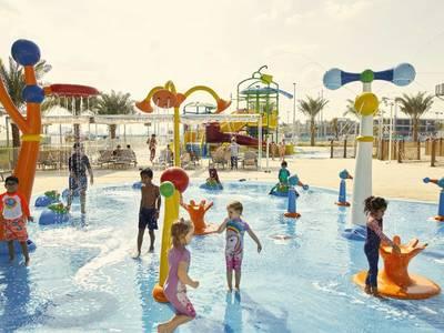 RIU Dubai - kinder