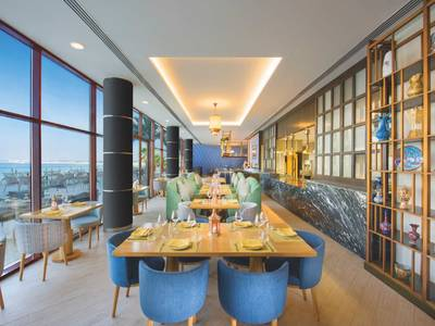 DoubleTree by Hilton Resort & Spa Marjan Island - verpflegung