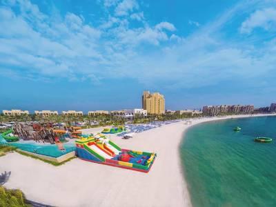 DoubleTree by Hilton Resort & Spa Marjan Island - lage