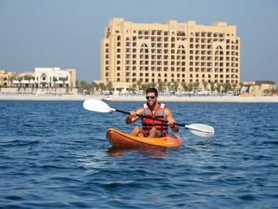 DoubleTree by Hilton Resort & Spa Marjan Island - sport