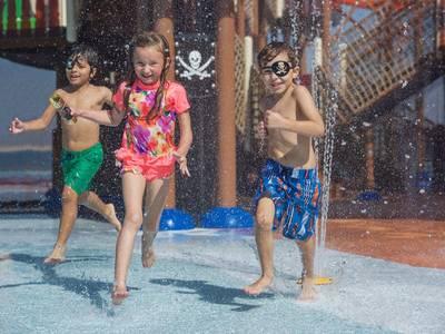 DoubleTree by Hilton Resort & Spa Marjan Island - kinder