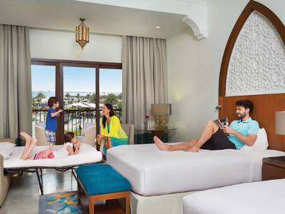 DoubleTree by Hilton Resort & Spa Marjan Island - zimmer