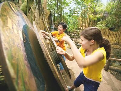 Center Parcs Het Heijderbos - kinder