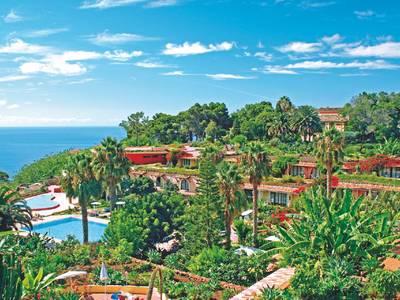 Quinta Splendida Wellness & Botanical Garden - lage