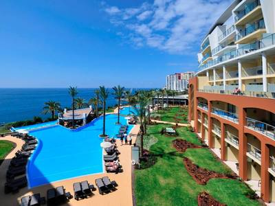 Pestana Promenade Ocean & Spa Resort - lage