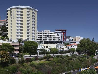Muthu Raga Madeira Hotel - lage