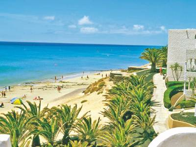 Sotavento Beach Club - lage