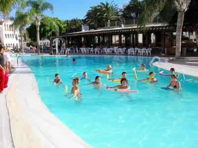 Sotavento Beach Club - unterhaltung