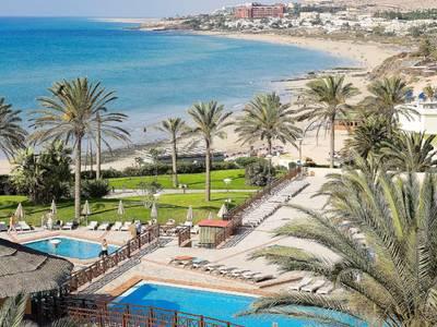 SBH Costa Calma Beach Resort - lage