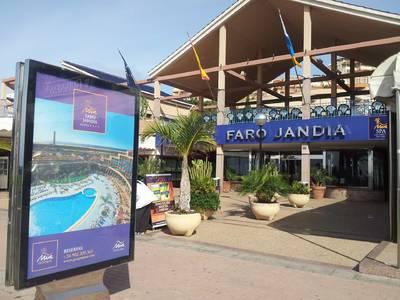 MUR Faro Jandia & Spa - lage