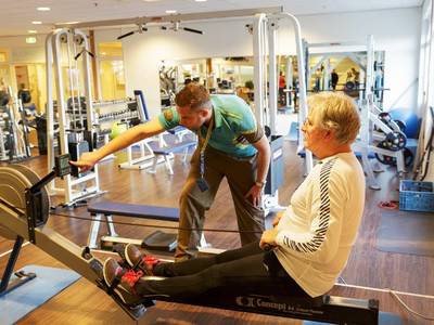Center Parcs Parc Sandur - sport