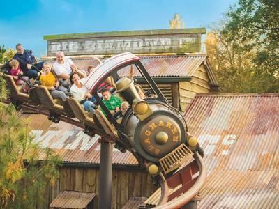 Freizeit- & Ferienpark Slagharen - unterhaltung
