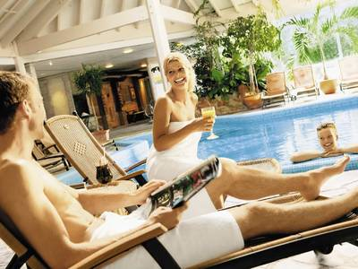Center Parcs Bispinger Heide - wellness