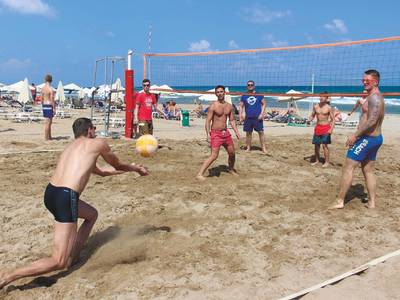 Kosta Mare Palace - sport
