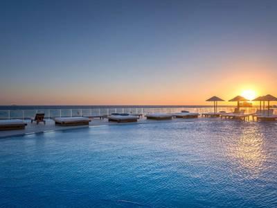 Mitsis Rinela Beach Resort & Spa - lage