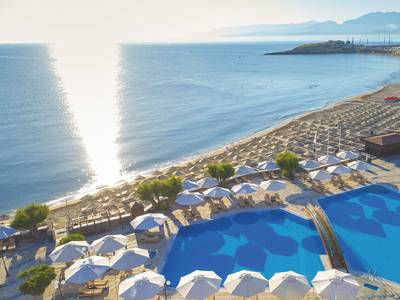 Creta Maris Beach Resort - lage