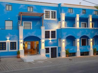 Palazzo Greco Boutique Hotel - ausstattung