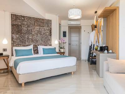 Epos Luxury Beach Hotel - zimmer